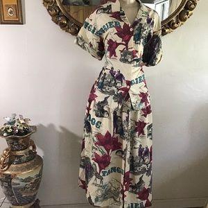 Bon Worth 2pc Skirt Set